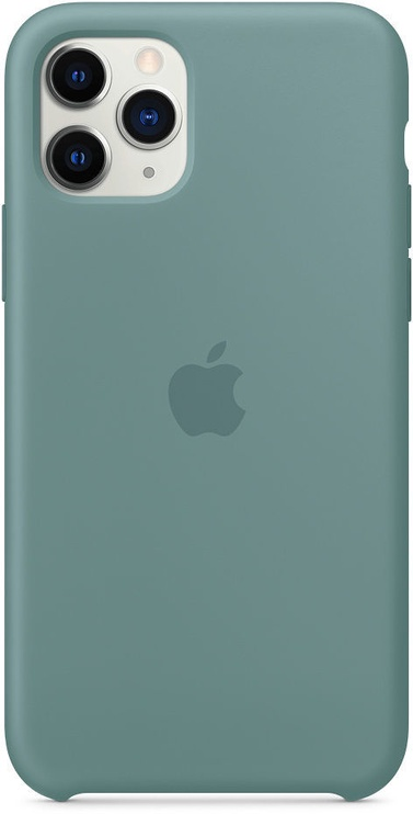 Apple Silicone Back Case For Apple iPhone 11 Pro Cactus