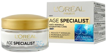 Sejas krēms L´Oreal Paris Age Specialist 35+ Day Cream, 50 ml