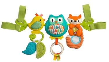 Infantino Musical Travel Bar Activity Toy Set
