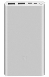 Xiaomi 10000mAh 18W Fast Charge Power Bank Silver