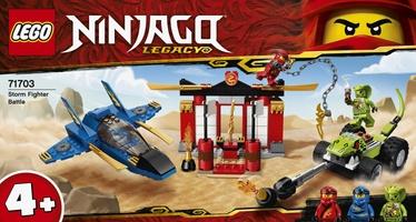 Конструктор LEGO®Ninjago 71703 Бой на штормовом истребителе