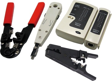 Instruments LogiLink Networking Tool Set with Bag