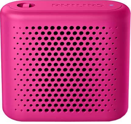 Bezvadu skaļrunis Philips BT55 Pink, 2 W