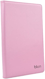 Blun UNT Universal Book Case with Stand 7'' Light Pink