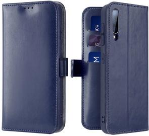 Dux Ducis Kado Bookcase For Samsung Galaxy A70 Blue
