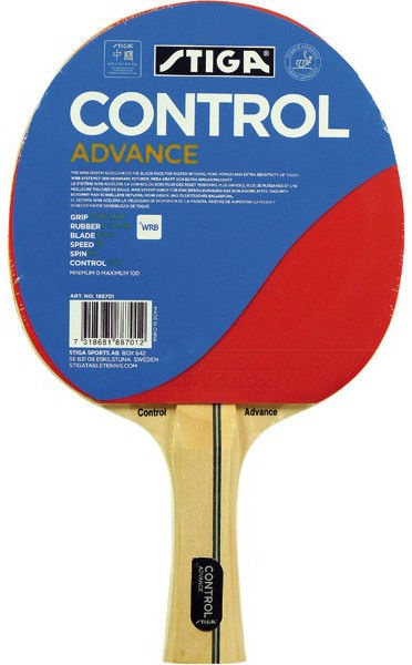 Stiga Control Advance Ping Ping Racket