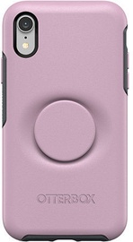 Otterbox Otter Back Case With PopSocket For Apple iPhone XR Pink