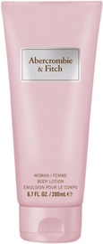 Abercrombie & Fitch First Instinct Body Lotion 200ml