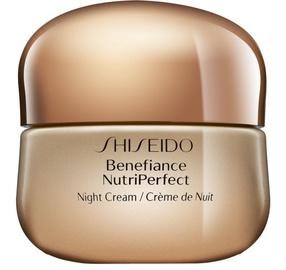 Крем для лица Shiseido Benefiance Nutriperfect Night Cream, 50 мл