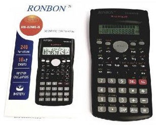 Avatar Ronbon RB-82MS-B Calculator