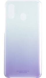 Samsung Gradation Cover for Samsung Galaxy A40 Violet