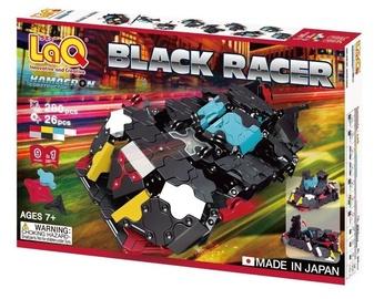 """ЯПОНСКИЙ ЭДУКАЦИОННЫЙ КОНСТРУКТОР LAQ """"HAMACRON CONSTRUCTOR BLACK RACER"""""""