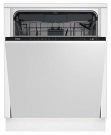 Bстраеваемая посудомоечная машина Beko DIN28423 White