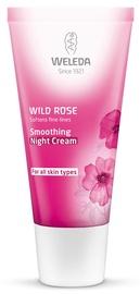 Sejas krēms Weleda Wild Rose Smoothing Night Cream, 30 ml