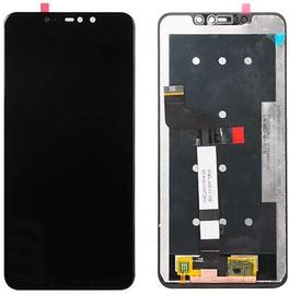 Запасные части для мобильных телефонов Xiaomi Redmi Note 6 Pro Black LCD Screen