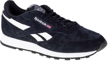 Reebok Classic Leather Shoes FV9872 Black 46