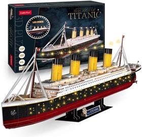 3D пазл Cubicfun Titanic, 266 шт.