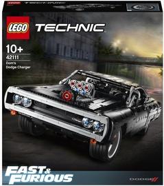Konstruktors LEGO® Technic Dom's Dodge Charger 42111, 1077 gab.