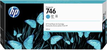 HP 746 P2V80A Cyan