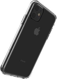 Devia Shark4 Shockproof Back Case For Apple iPhone 11 Transparent