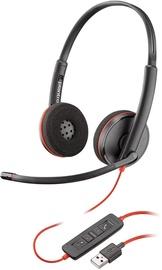 Наушники Plantronics BlackWire C3220, черный
