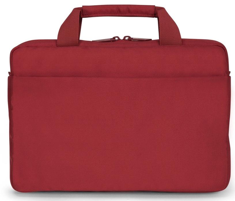 "Dicota Notebook Bag Edge 12-13.3"" Red"