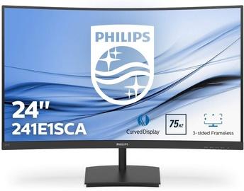 """Monitors Philips E-Line 241E1SCA, 23.6"""", 4 ms"""