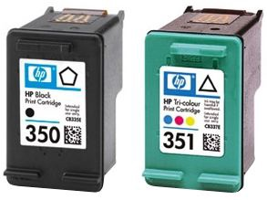 HP NO 350/351 Combo-Pack