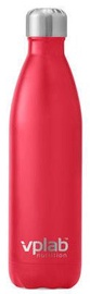 VPLab Steel Thermal Bottle 500ml Red