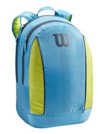 Спортивная сумка Wilson Junior, синий/зеленый