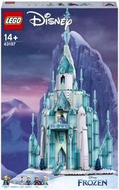 Конструктор LEGO Disney Princess Ледяной замок 43197, 1575 шт.