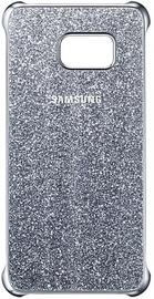 Samsung Glitter Cover For Samsung Galaxy S6 Edge Plus Silver