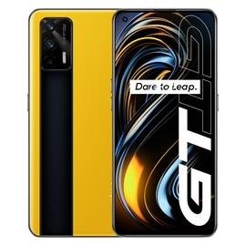 Mobilais telefons Realme GT 5G, dzeltena, 12GB/256GB