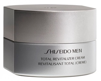 Крем для лица Shiseido Men Total Revitalizer, 50 мл