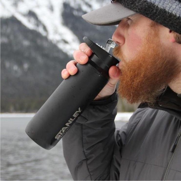 Stanley Adventure Vacuum Switchback Mug 0.47l Black