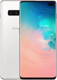 Mobilais telefons Samsung Galaxy S10 Plus SM-G975F, balta, 8GB/128GB