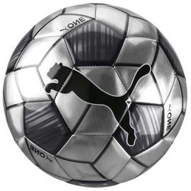 Puma One Strap Football 083272 06 Silver Size 5