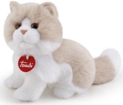 Mīkstā rotaļlieta Trudi Cat, 18 cm