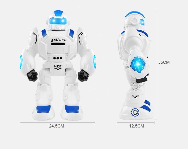 Игрушечный робот RC 605140318/ 27115