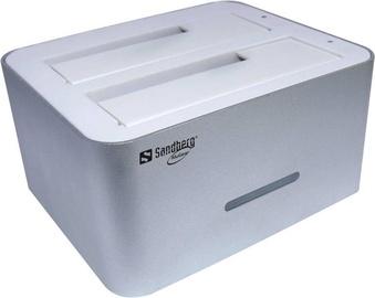 Sandberg 133-74 USB 3.0 Hard Disk Cloner