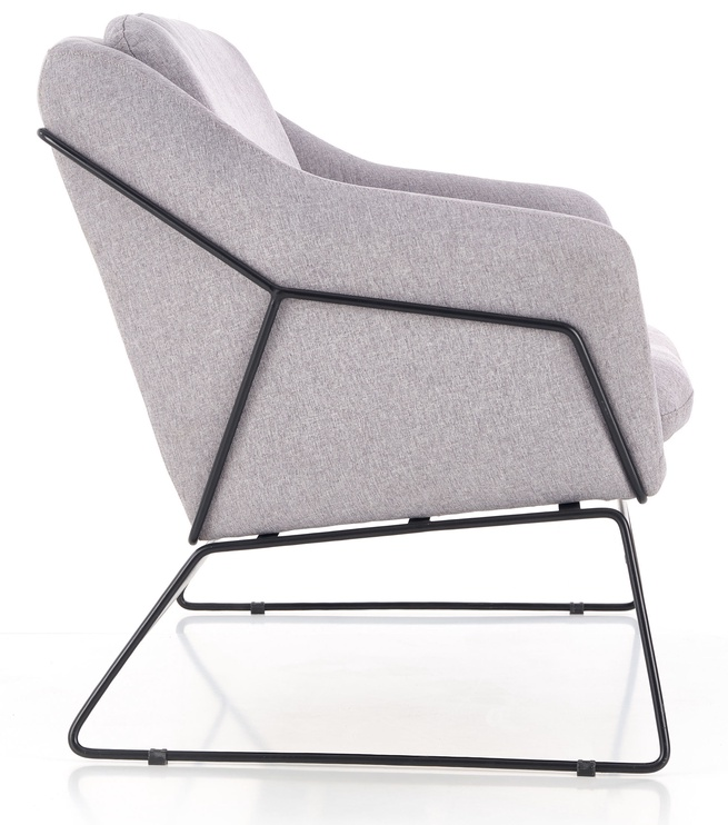 Dīvāns Halmar Soft 2 XL Grey, 77 x 125 x 83 cm