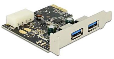 Delock PCI Express Card / 2 x USB 3.0