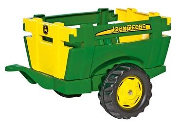 Авто и мото педали Rolly Toys Farm Trailer For Tractor John Deere 122103