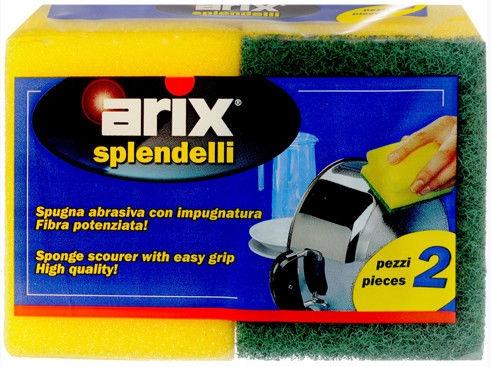 Arix Splendelli Scouring Sponge 2pcs