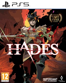 PlayStation 5 (PS5) spēle Supergiant Games Hades