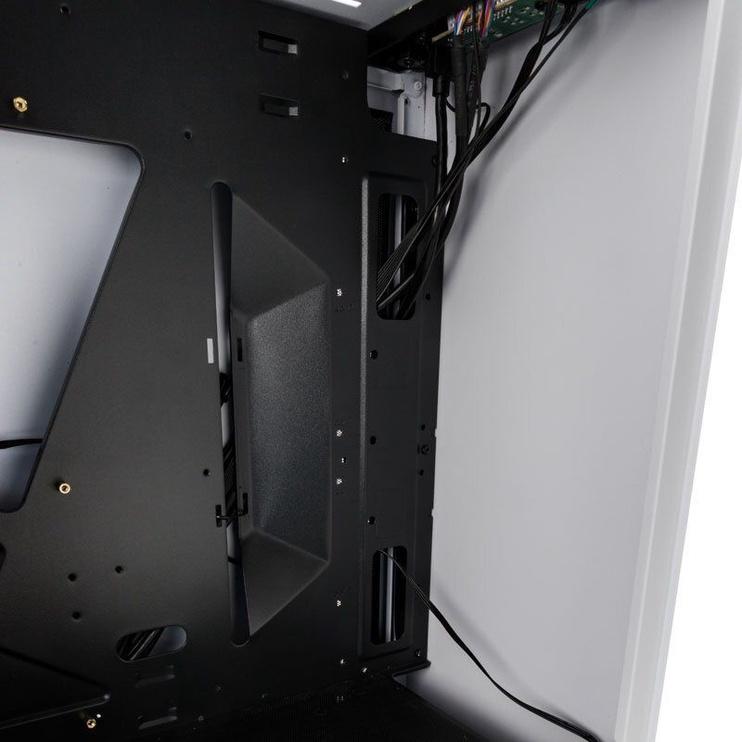 Kolink Bastion RGB E-ATX Mid-Tower White