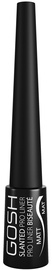 Gosh Slanted Pro Liner 3ml Matt Black
