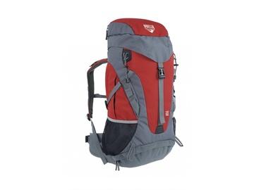 Туристический рюкзак Bestway 68030, красный/серый, 65 л