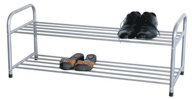 Шкаф для обуви Futura DR-9-1461, серый, 930x350x380 мм