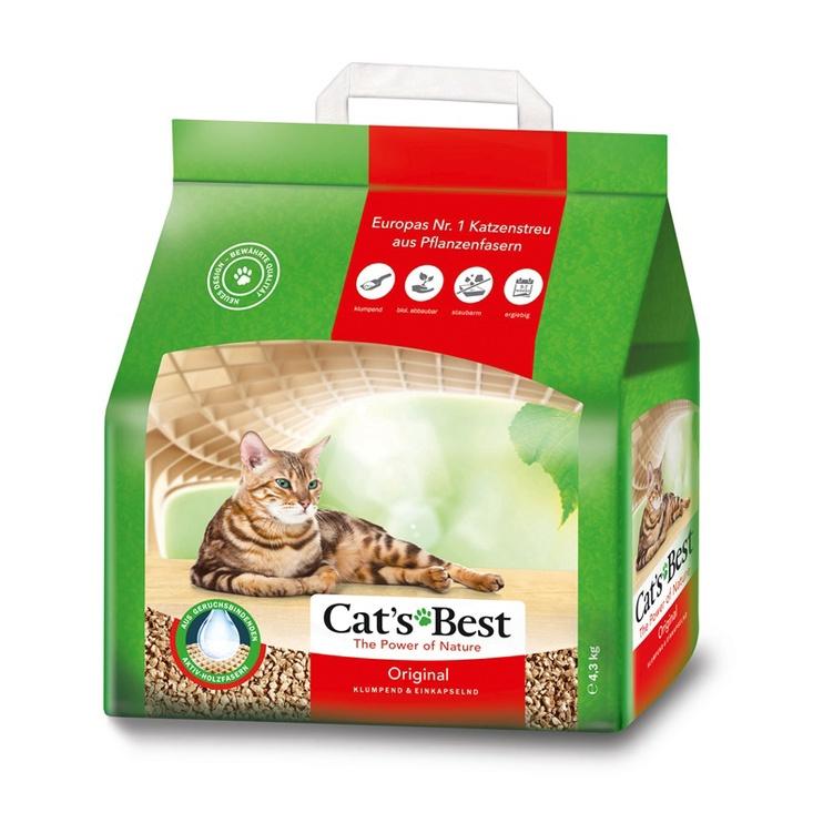 Cat's Best Original 4.3 kg